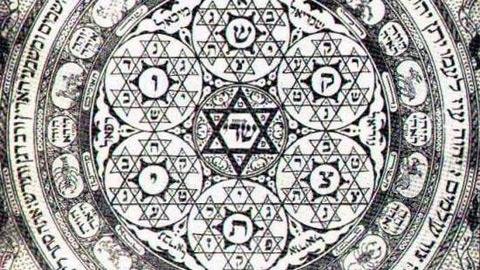Символы и одежда с древней символикой