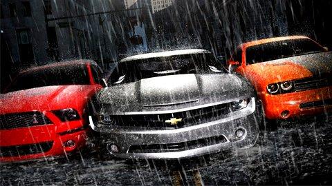 Автомобили и одежда для автолюбителей